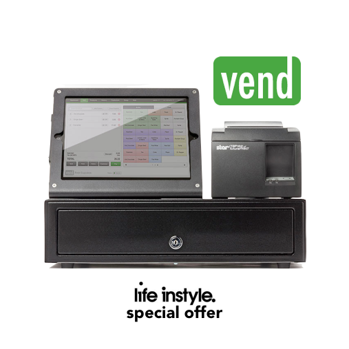 Vend in a Box - Life InStyle Special Offer