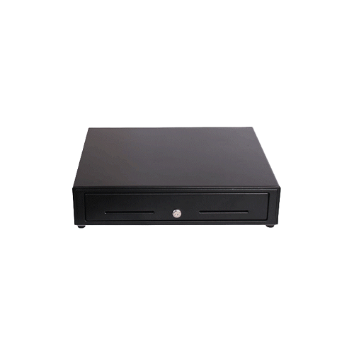 Heavy Duty Cash Drawer - Black