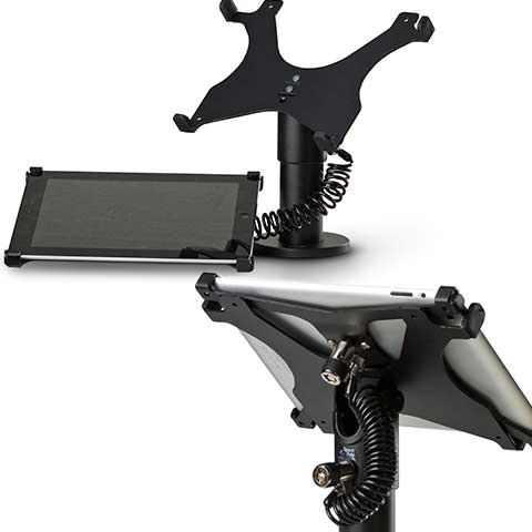 X-Frame Removable iPad Stand