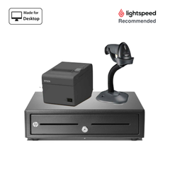 LightSpeed Onsite POS Desktop Hardware Bundle