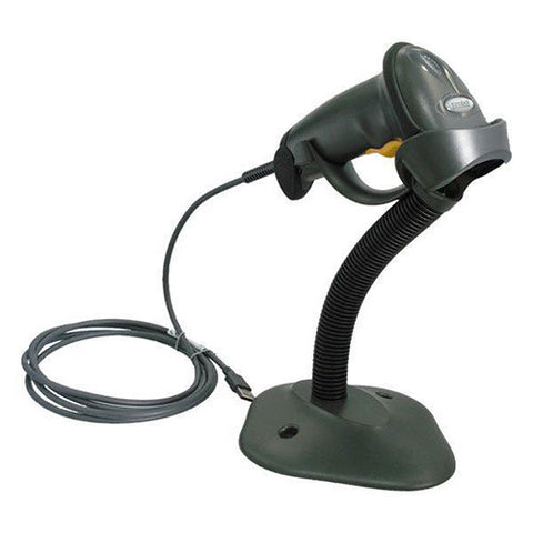 Desktop Barcode Scanner Wired USB with Stand