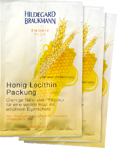 Honey Lecithin Beauty Pack