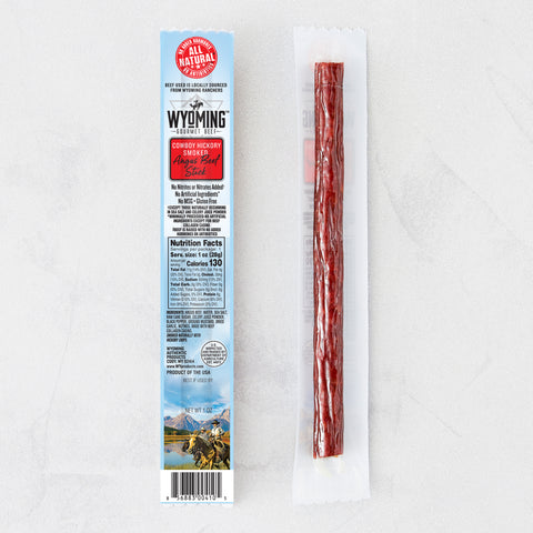Cowboy Hickory Smoked Angus Beef Sticks