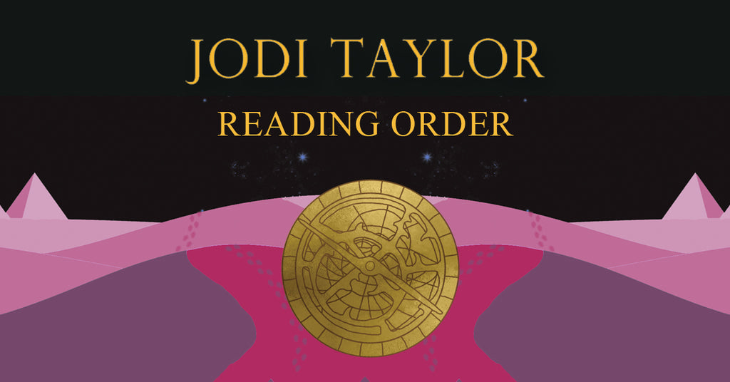 Jodi Taylor Series Reading Order