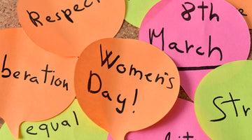 Celebrating International Women's Day - and wrinkles