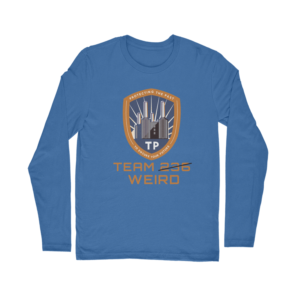 Team Weird Classic Long Sleeve T-Shirt - Jodi Taylor