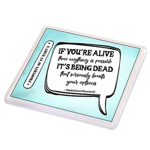 Quotes Range Coasters