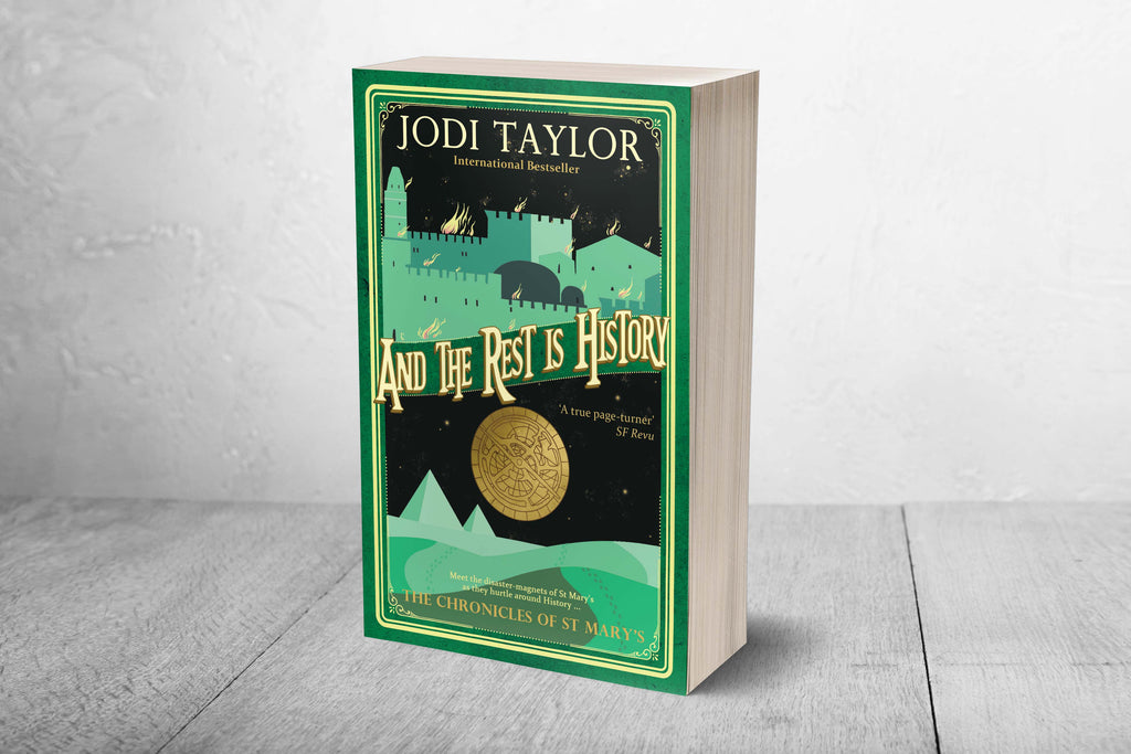 And the Rest is History - Signed Copy (UK) - Jodi Taylor