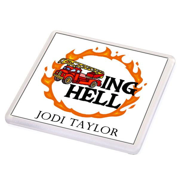 Fire Trucking Hell Coaster