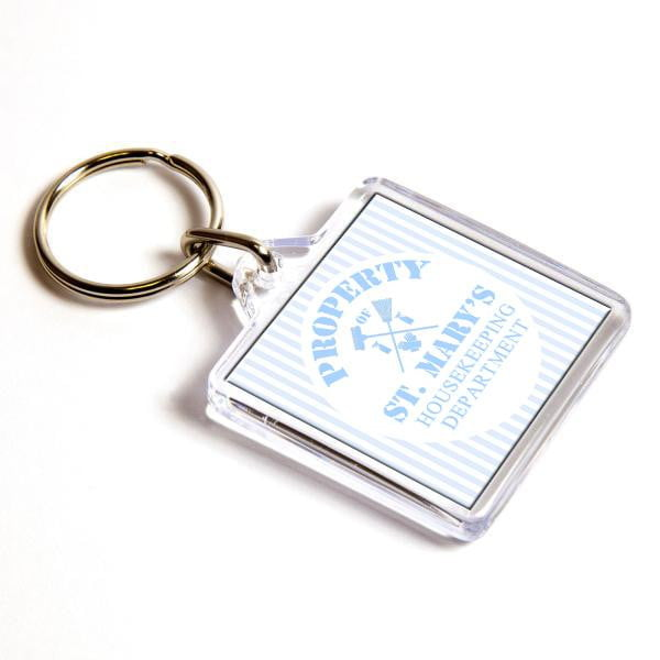 Department Keyrings