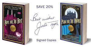 Signed Copies Bundle - Hope For The Best and Plan For The Worst