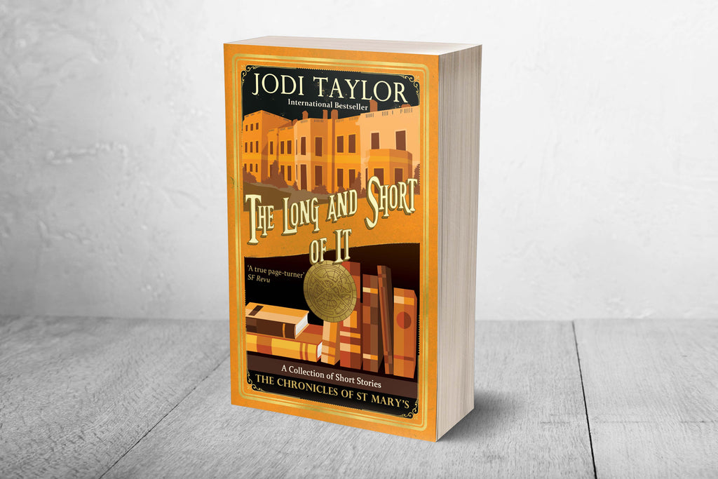 The Long and Short of It - Signed Copy (UK) - Jodi Taylor