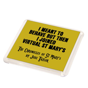 Virtual St Mary's Fridge Magnet