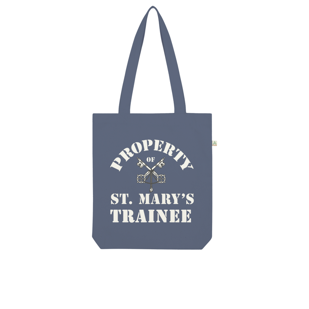 Property of St Mary's Trainee Department (UK) Organic Tote Bag - Jodi Taylor