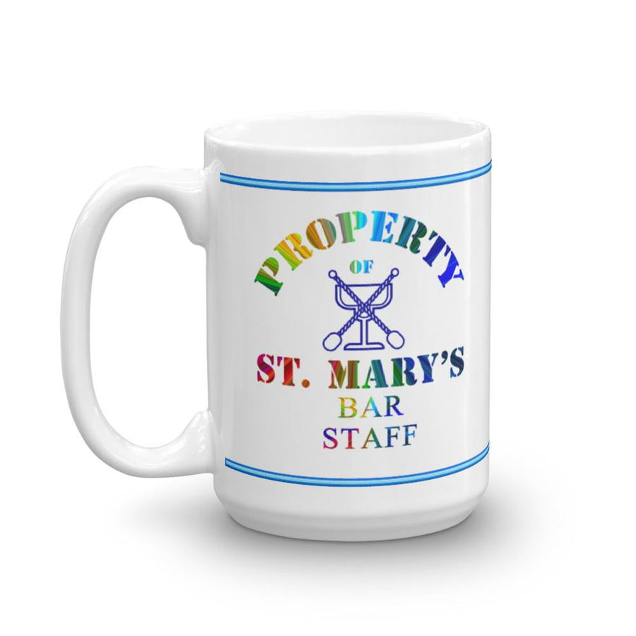 Property of St Mary's Bar Staff Mug - Jodi Taylor