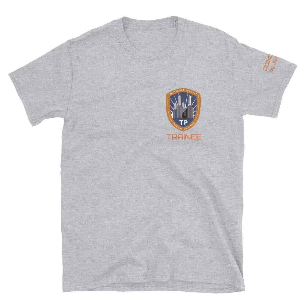 Time Police Trainee Short-Sleeve Unisex T-Shirt - Jodi Taylor