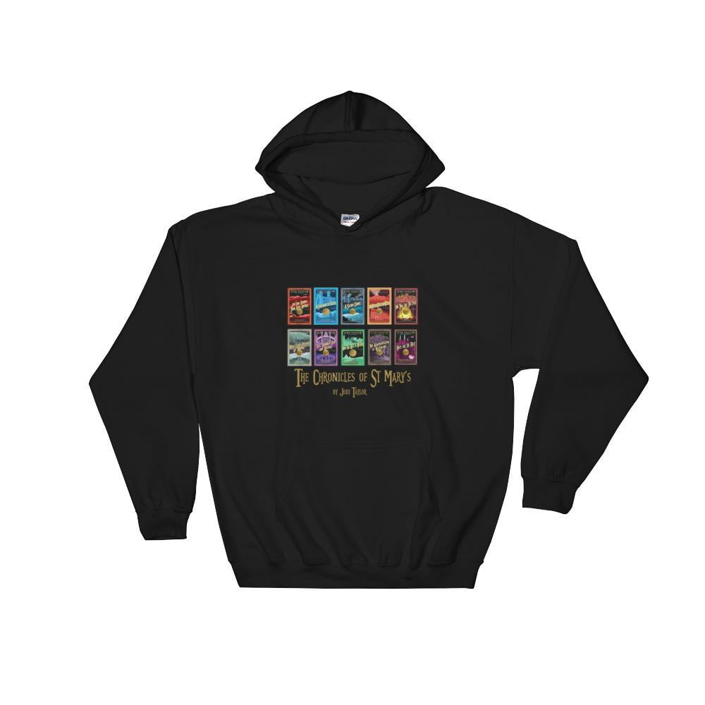 St Mary's Cover Collection Hooded Sweatshirt - Jodi Taylor