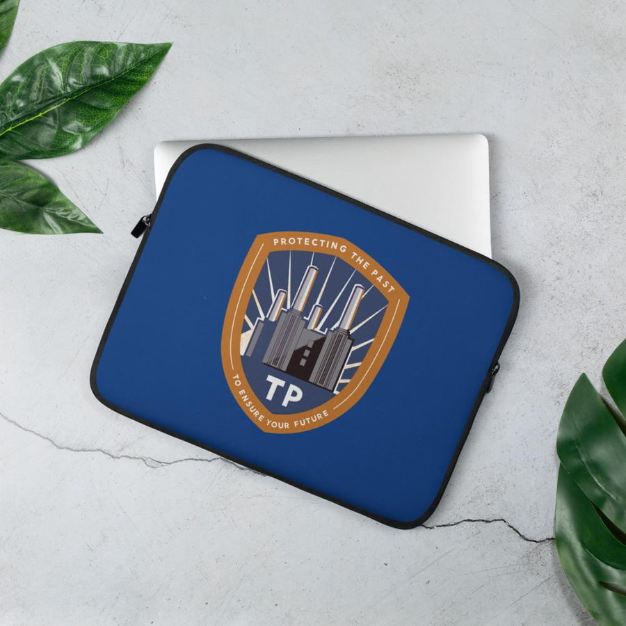Time Police Laptop Sleeve
