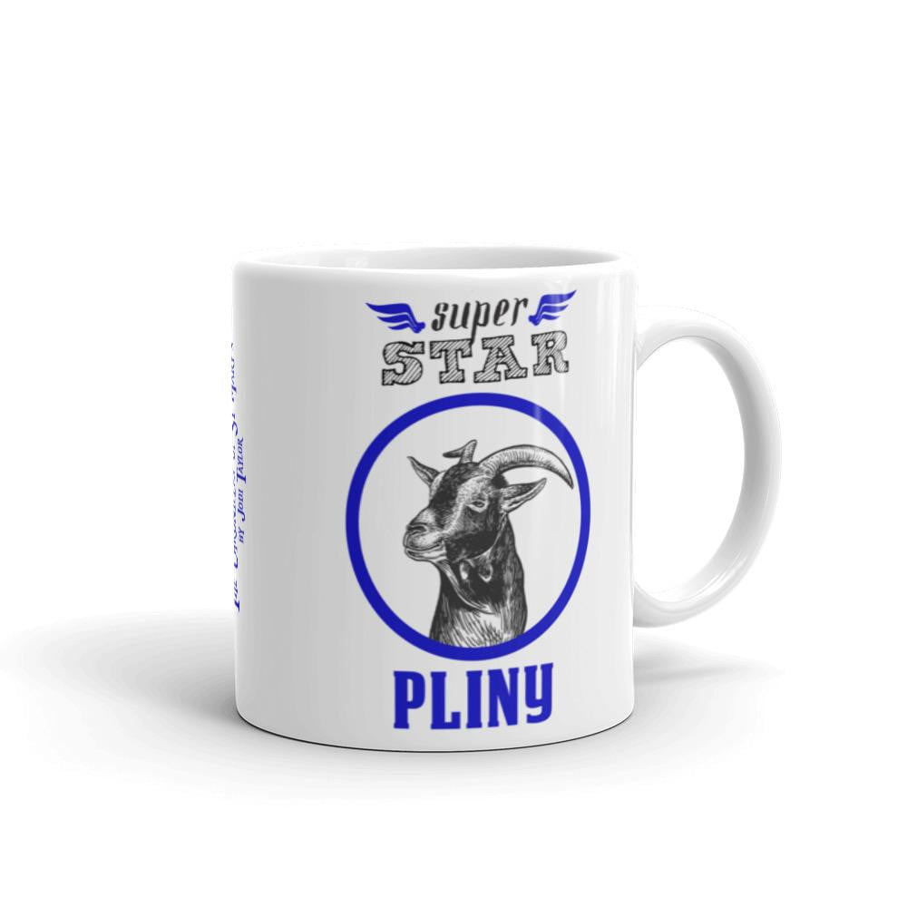 Super Star Pliny (Small Animals Department) Mug - Jodi Taylor