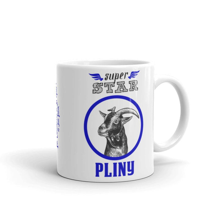 Super Star Pliny (Small Animals Department) Mug