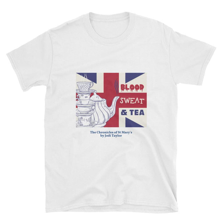 Blood, Sweat and Tea Short-Sleeve Unisex T-Shirt