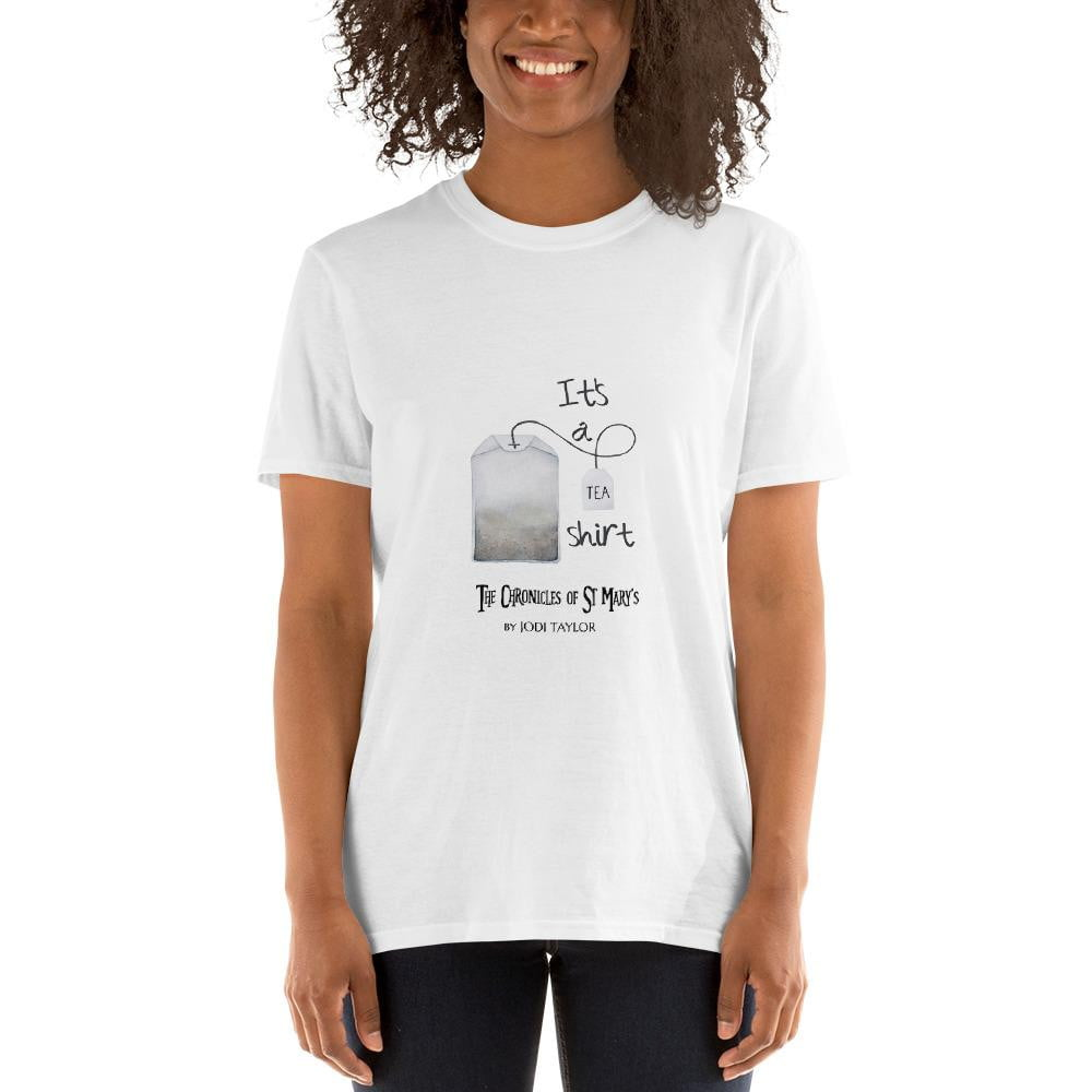 It's a Tea Shirt Short-Sleeve Unisex T-Shirt - Jodi Taylor