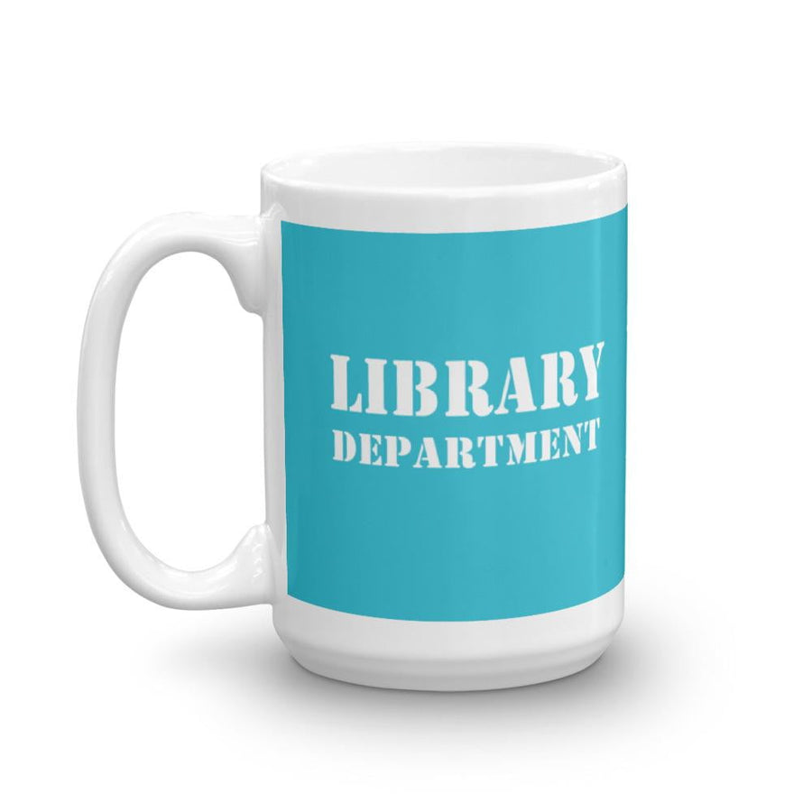 Library Department Mug