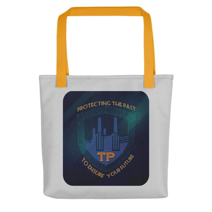 Time Police and Doing Time Tote bag