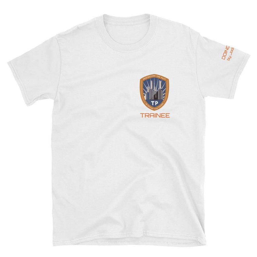Time Police Trainee Short-Sleeve Unisex T-Shirt