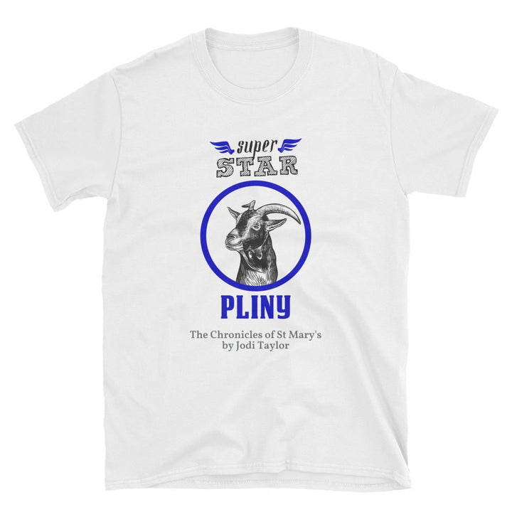 Super Star Pliny (Small Animals Department) Short-Sleeve Unisex T-Shirt