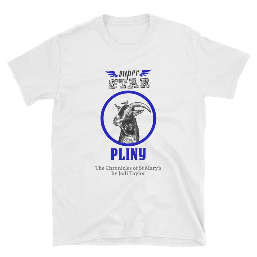 Super Star Pliny (Small Animals Department) Short-Sleeve Unisex T-Shirt - Jodi Taylor