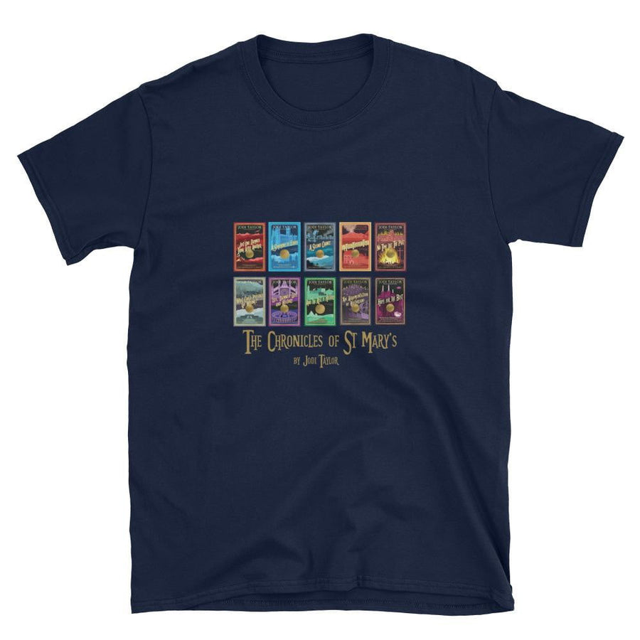 Chronicles of St Mary's Short-Sleeve Unisex T-Shirt