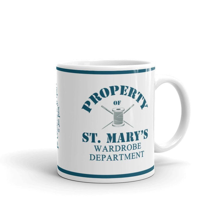 Property of St Mary's Wardrobe Department Mug