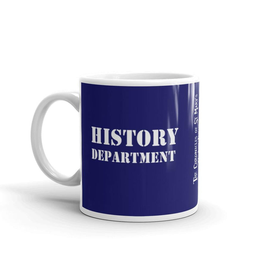 History Department Mug