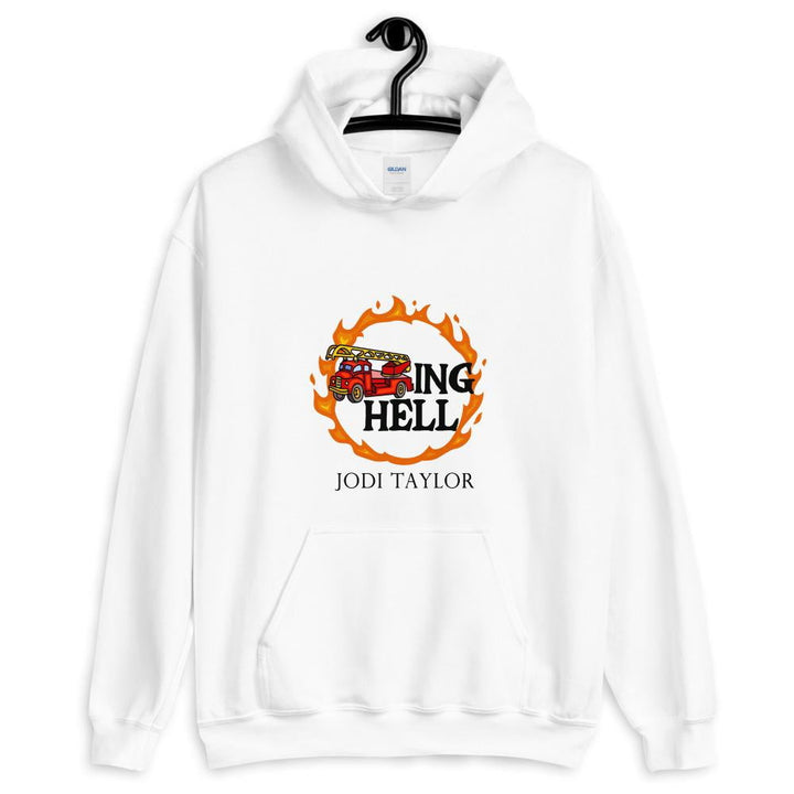 Fire Trucking Hell Unisex Hoodie