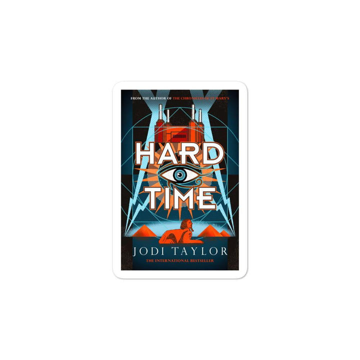 Hard Time Covers Collection Bubble-free stickers