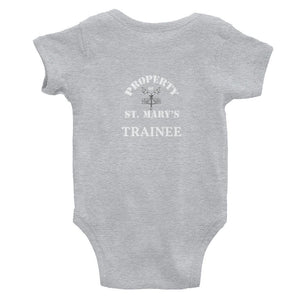 Property of St Mary's Trainee Infant Bodysuit