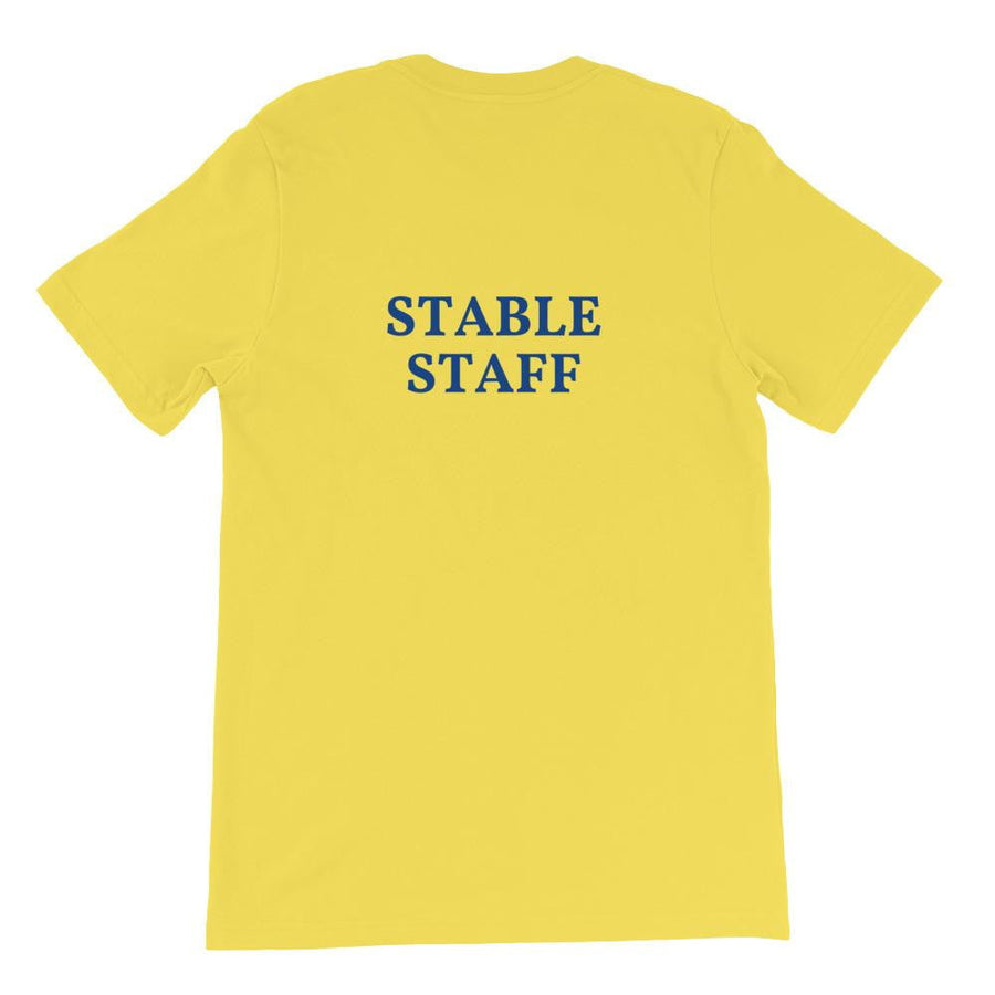 Stable Staff Property of St Mary's Short-Sleeve Unisex T-Shirt