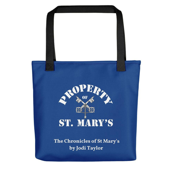 Property of St Mary's Tote bag