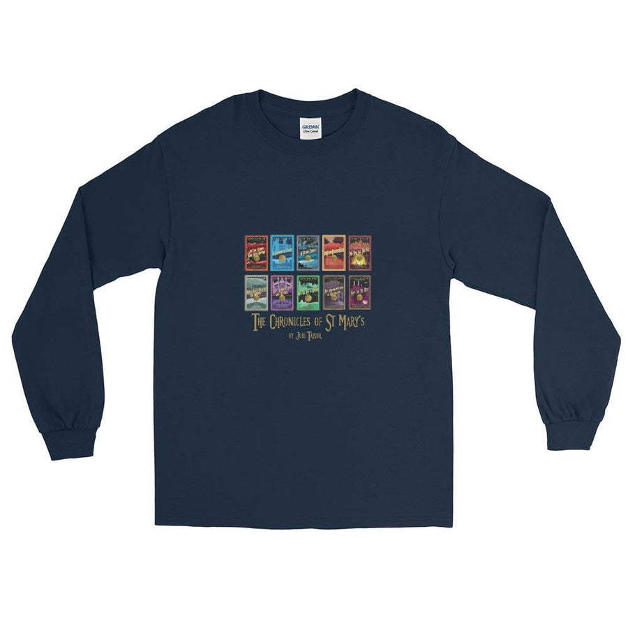St Mary's Cover Collection Long Sleeve T-Shirt