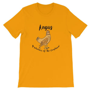 Angus - Protector of the Confused Short-Sleeve Unisex T-Shirt