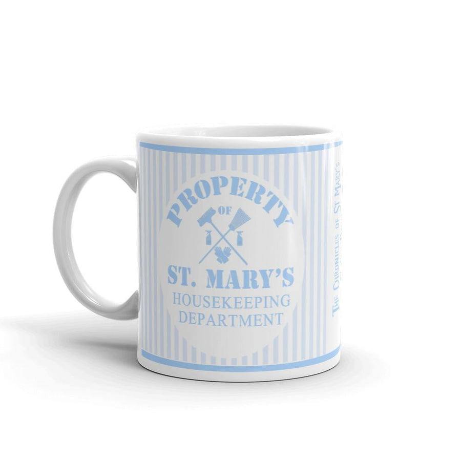 Property of St Mary's Housekeeping Department  Mug - Jodi Taylor