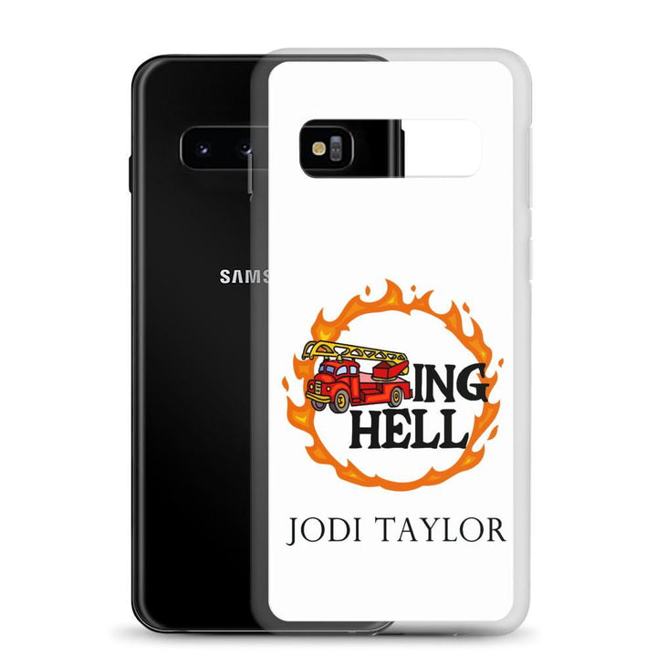 Fire Trucking Hell Samsung Case