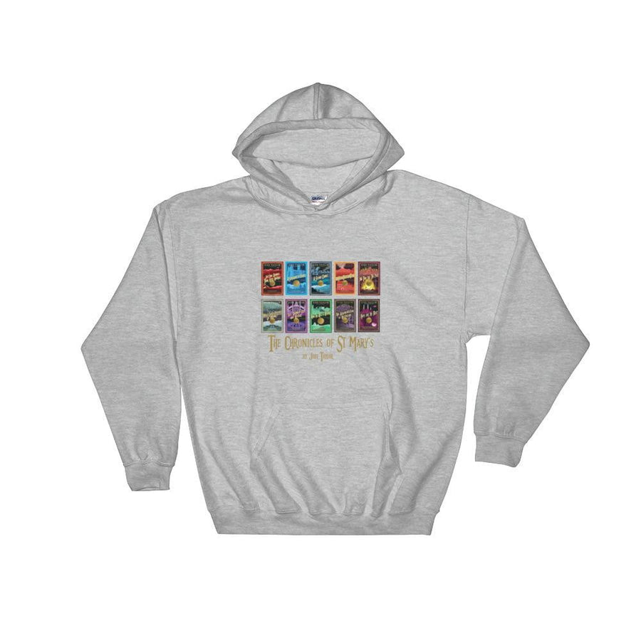 St Mary's Cover Collection Hooded Sweatshirt