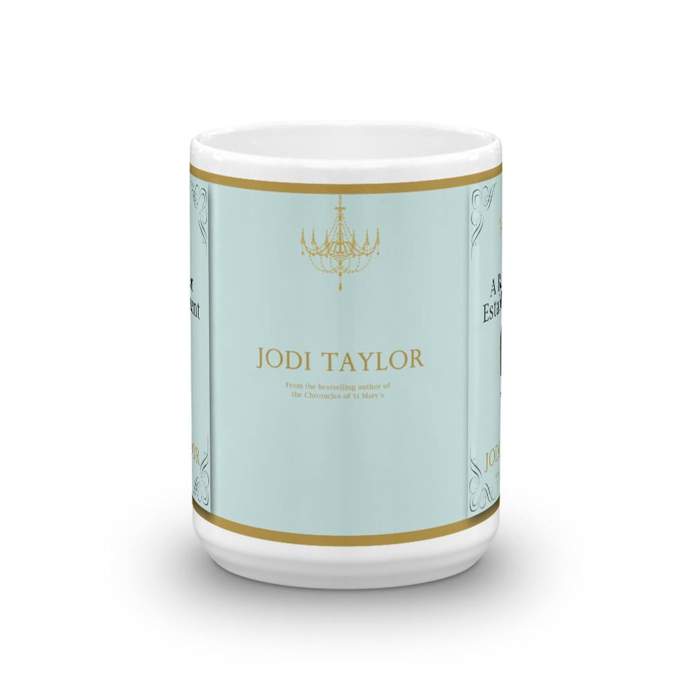A Bachelor Establishment Mug - Jodi Taylor