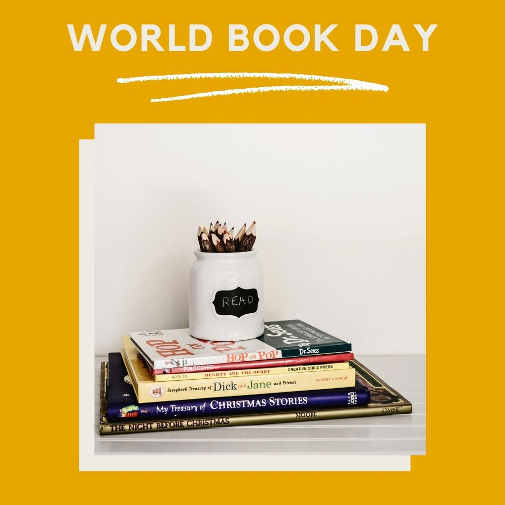 PC STAFF PICKS: World Book Day 2021