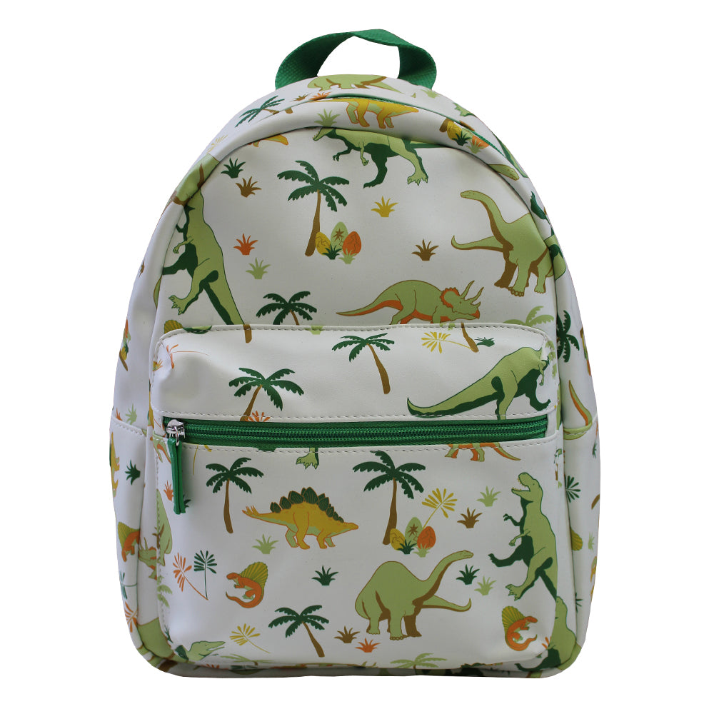 Dinosaur Print Backpack