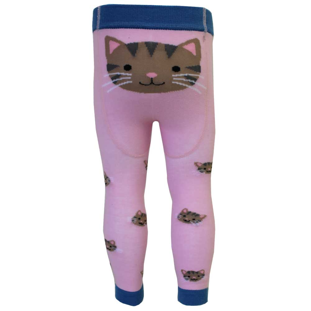 cat themed footless leggings from powell craft