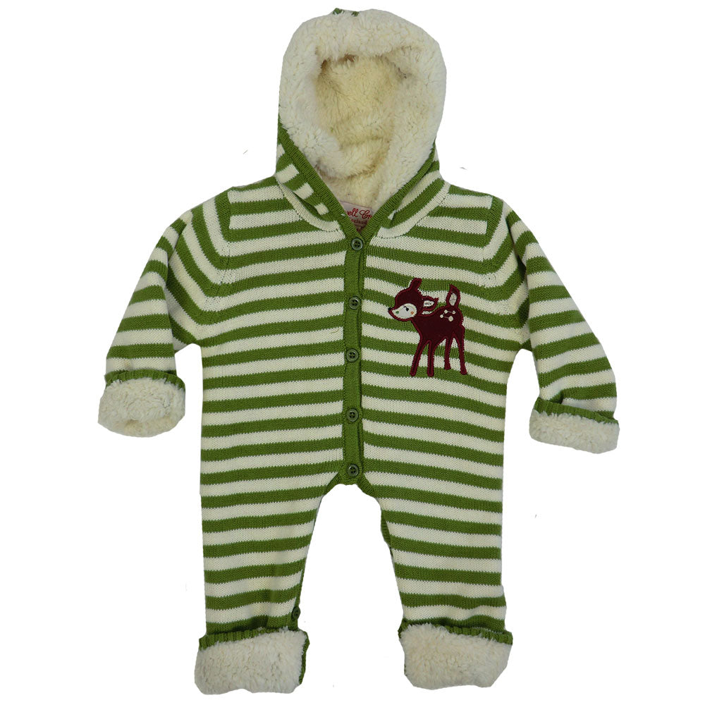 Woodland Deer Cosy Suit