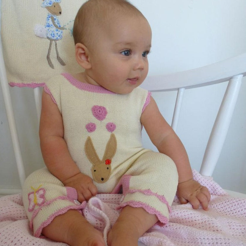 Rabbit Sleeveless Jumpsuit